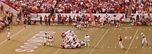 1982 Oklahoma vs. OSU Marcus Dupree Touchdown by Row One Brand
