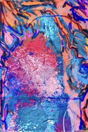 Minds Time Melting into Colors by Soul Sparkles