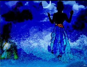 Me Abrace Violeta by Soul Sparkles