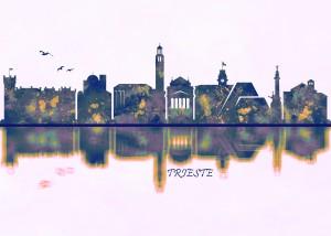 Trieste Skyline by Towseef Dar