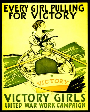 Victory Girls by dePace-