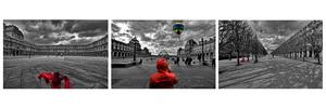 Paris voit rouge by photo art 30 exemplaires