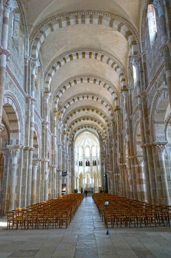 Basilica of Sainte Marie Madeleine 4 of 5 @ Vezelay France Digital Download