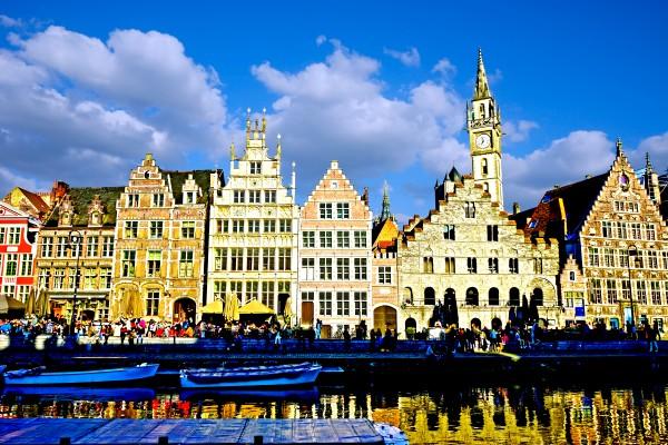 Passport to Belgium 3 of 5 Digital Download