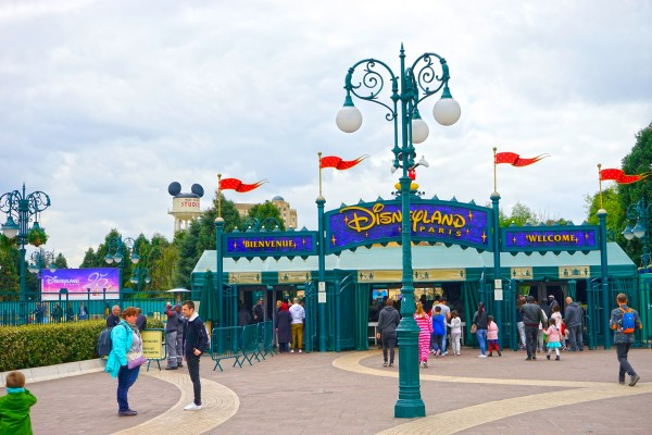 Paris Disneyland 1 of 4 Digital Download