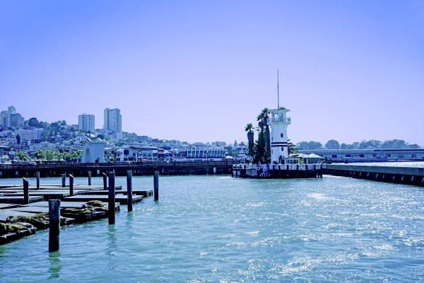 San Francisco Bay Digital Download