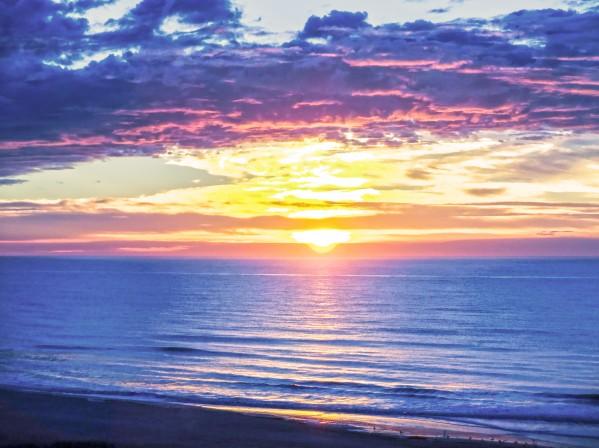 Sunrise over the Atlantic Digital Download