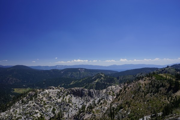View from the Top @ Lake Tahoe Digital Download