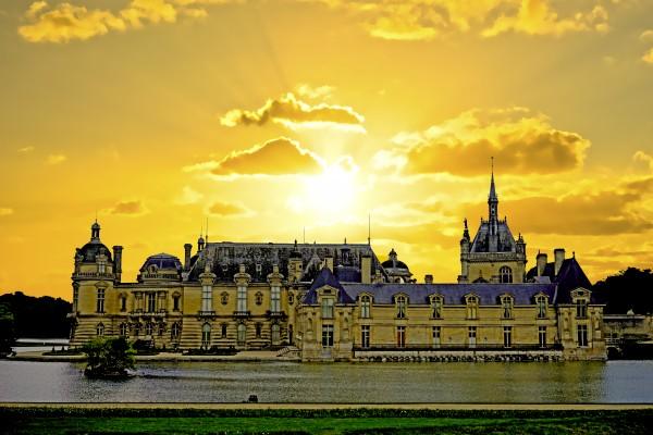 Chateau de Fontainebleau Digital Download