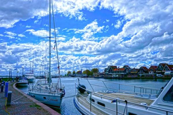 Inland Harbor Netherlands 2 of 5 Digital Download