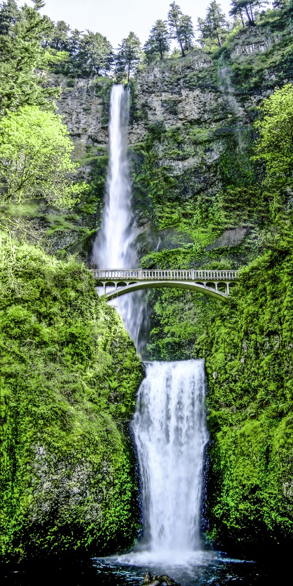 I Dreamed of Waterfalls Digital Download