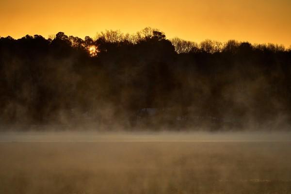 Sunrise at Langley Pond Park   Aiken SC 7R301594 12 19 20 by @ThePhotourist