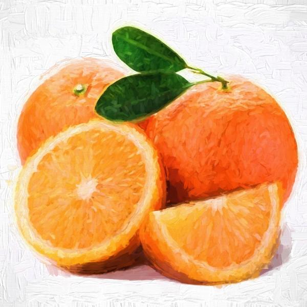 Oranges by A WYN CHANCE
