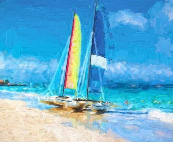Sailing by A WYN CHANCE