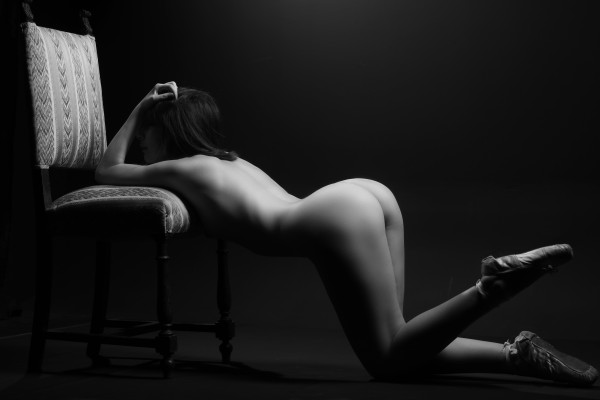 Nude_sensual_naked_attractive_young_woman_2 by Alessandrodellatorre