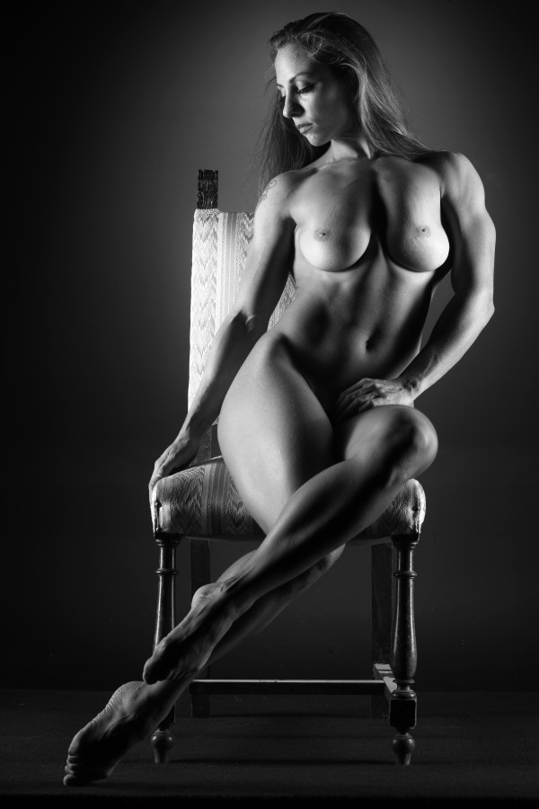 fitness_model_nude_sensual_naked by Alessandrodellatorre