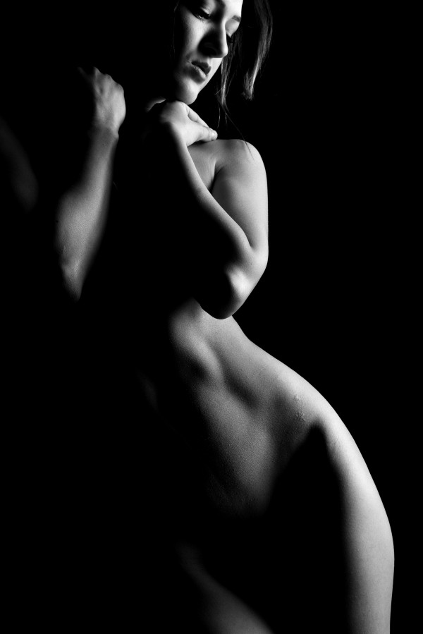 nude_low_key_sexy_woman_bodyscape_naked_fine_art by Alessandrodellatorre
