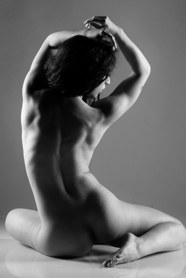 sensual_young_naked_woman_sexy_girl by Alessandrodellatorre