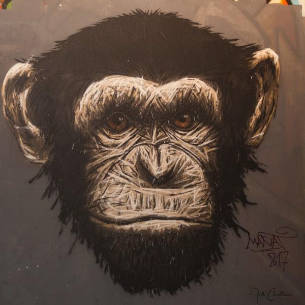 Art Graffiti by Alle Christian