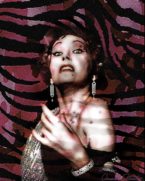 Norma Desmond by Amanda Atsalis