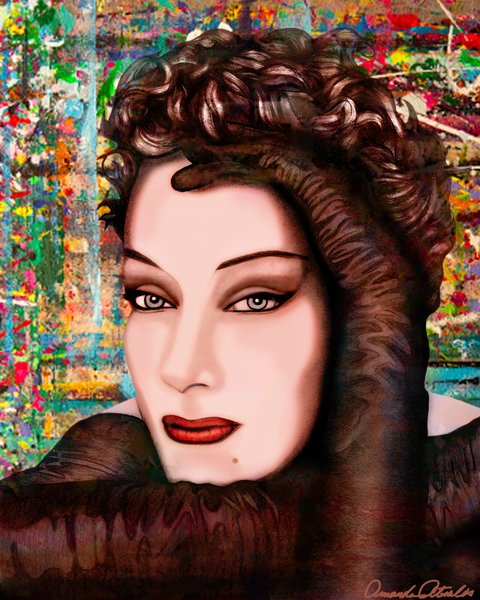 Gloria  by Amanda Atsalis