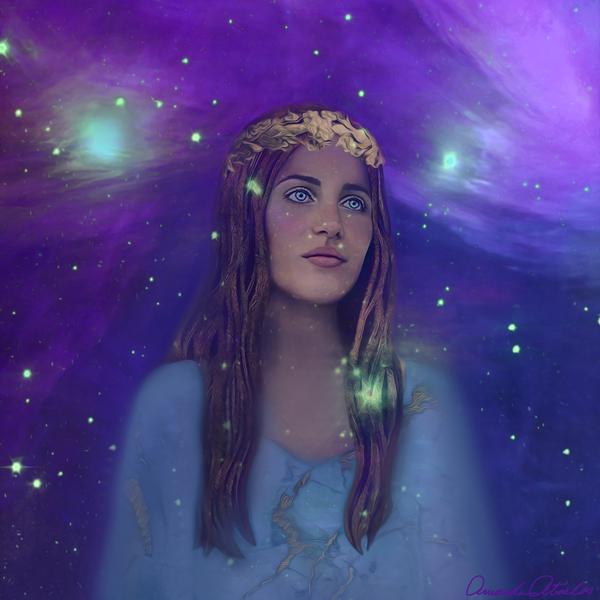 Lexii of the Pleiades by Amanda Atsalis