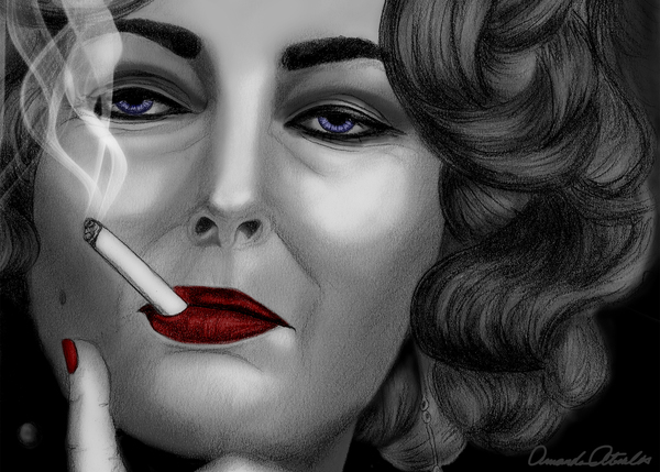Martha by Amanda Atsalis