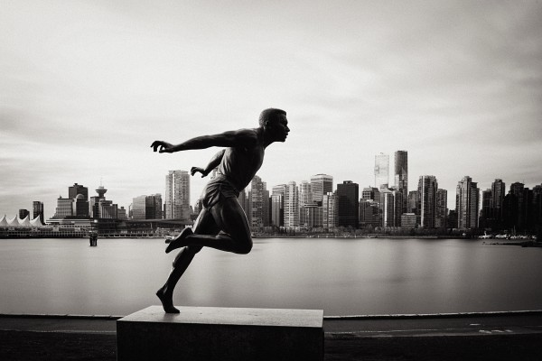 Move Forward by Amazing Vancouver & Beautiful British Columbia by Jorge Ligason