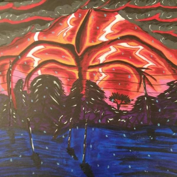 Mind Flayer by Anarchy Art