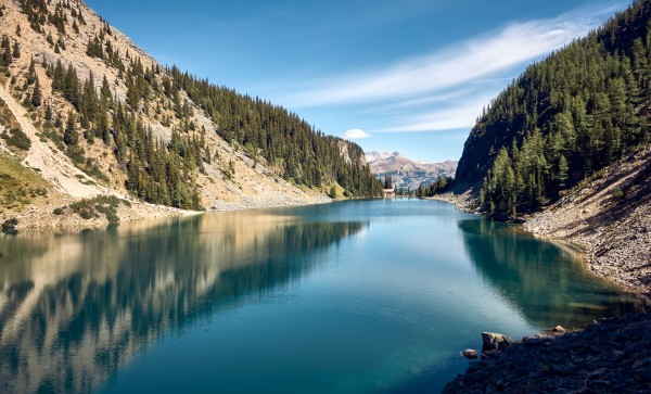 Lake Agnes by Andrew Wasik