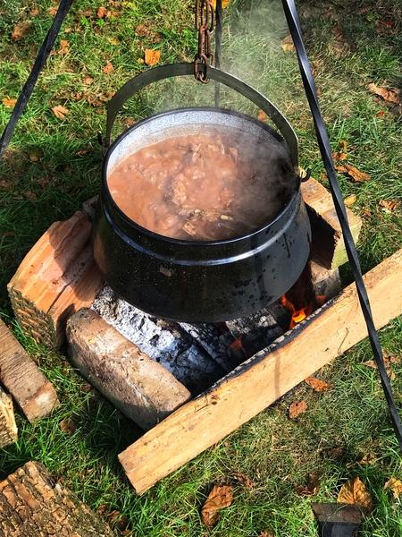 A Hungarian traditional food  by Anita Varga