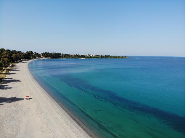 Greece coast near Lefkada by Anita Varga