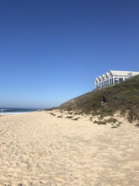 A huge Portugal sandy coast by Anita Varga