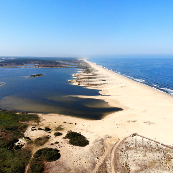 Lagoa do Santo Andre - Portugal by Anita Varga