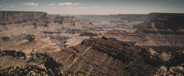 Grand Canyon Red Matte by Anthony M Farber