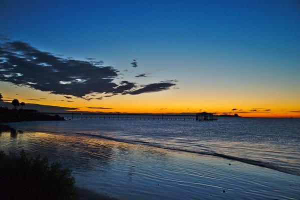Sunrise Full Frame by Anthony M Farber