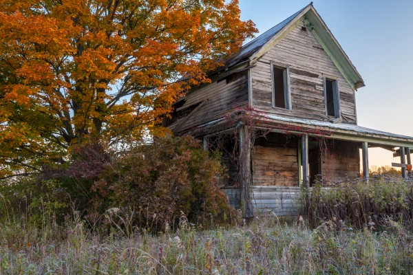 Abandon House ap 2692 by Artistic Photography