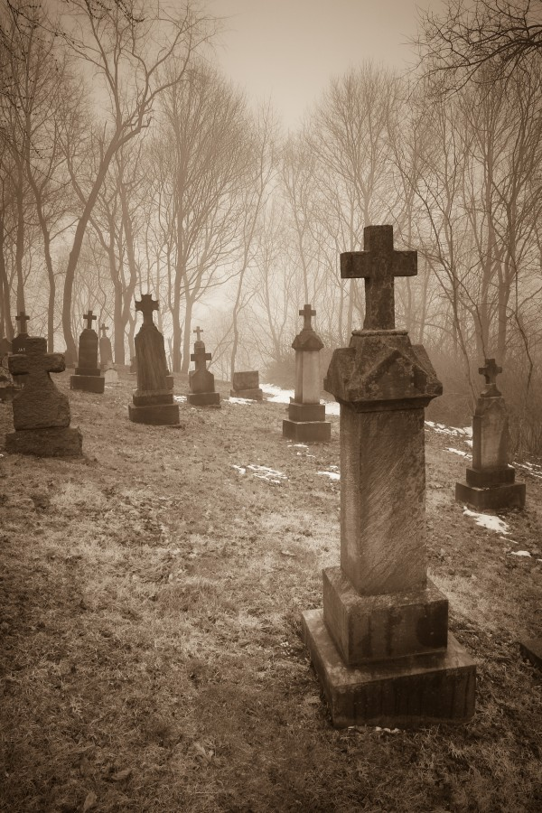 Cemetery ap 2151 by Artistic Photography