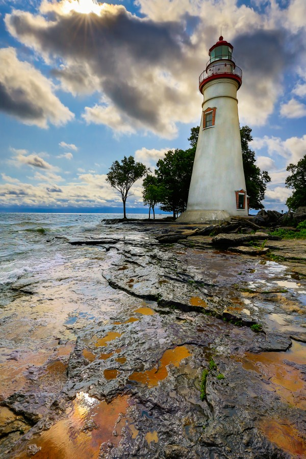 Marblehead Lighthouse ap 2399 by Artistic Photography