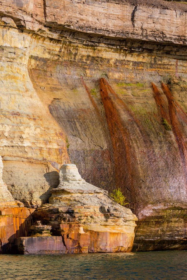 Pictured Rocks ap 2508 by Artistic Photography