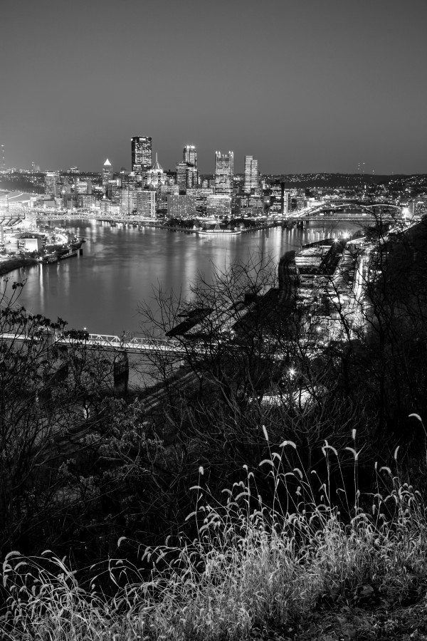 Pittsburgh ap 1974 B&W by Artistic Photography