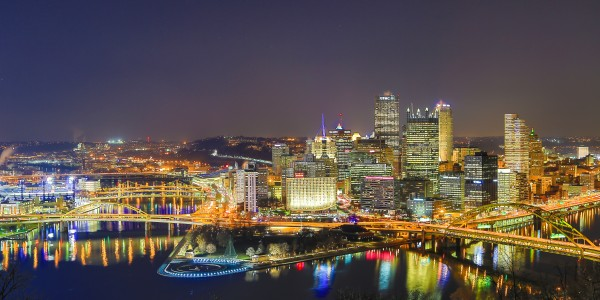 Pittsburgh ap 1977 by Artistic Photography