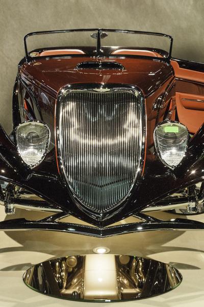 1932 Ford by Ashley ML Studios