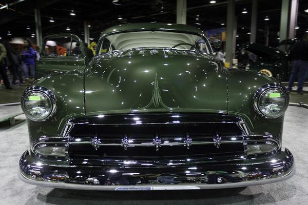 1950 Mercury by Ashley ML Studios