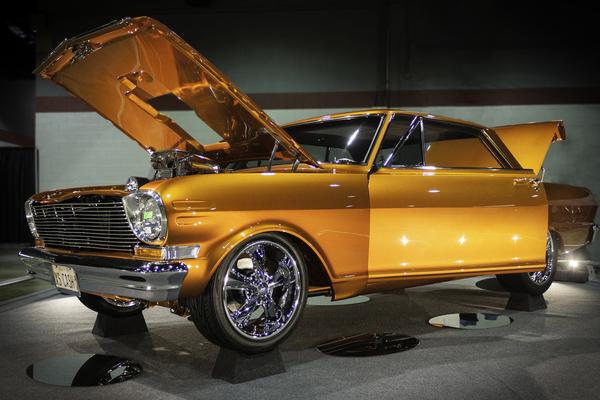 1966 Chevy II Nova by Ashley ML Studios