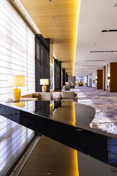 Hotel Hallways by Ashley ML Studios