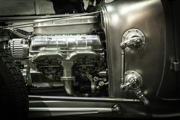 Modified Engine by Ashley ML Studios