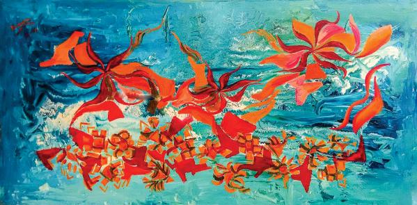 corals by BBS Art