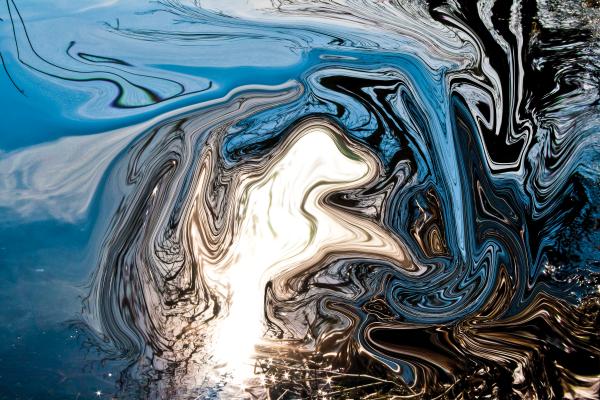 winter water by BBS Art