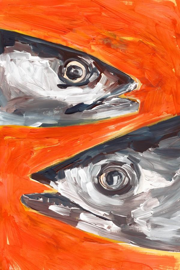 Fresh Fish  by Bart E Slyp